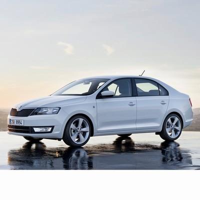 Autó izzók a 2012 utáni xenon izzóval szerelt Skoda Rapid-hoz