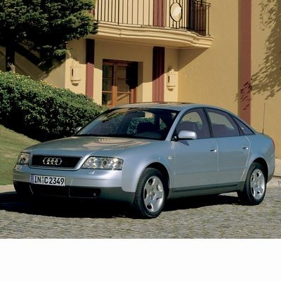 Autó izzók halogén izzóval szerelt Audi A6 (1997-2001)-hoz