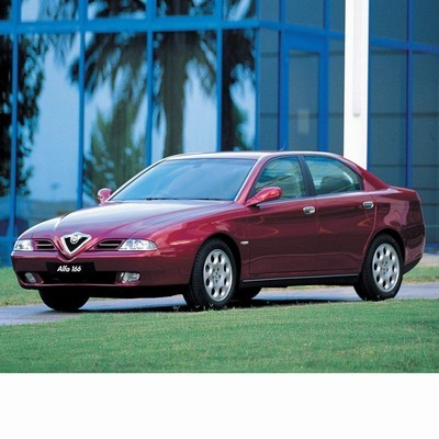 For Alfa Romeo 166s (1999-2008) with Halogen Lamps