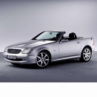 Autó izzók halogén izzóval szerelt Mercedes SLK (1996-2004)-hoz