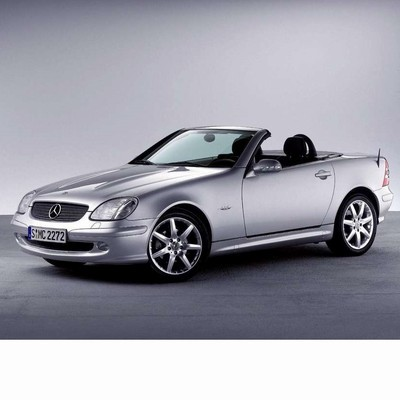 For Mercedes SLK (1996-2004) with Halogen Lamps