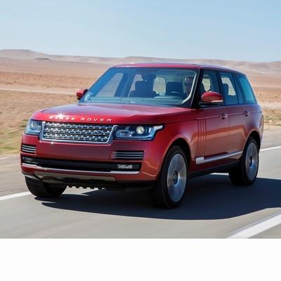 Range Rover (2012-) autó izzó