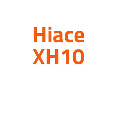 Toyota Hiace XH10 autó izzó