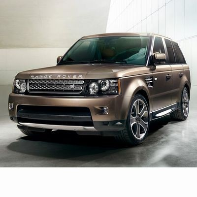 For Range Rover Sport (2010-2013) with Halogen Lamps