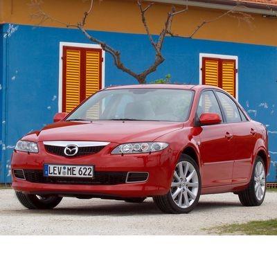 For Mazda 6 Sedan (2002-2008) with Halogen Lamps