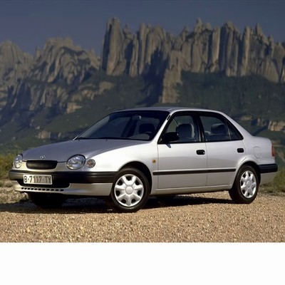 Toyota Corolla Sedan (1997-2002)