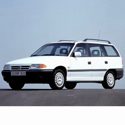 Autó izzók halogén izzóval szerelt Opel Astra F Kombi (1991-1998)-hoz
