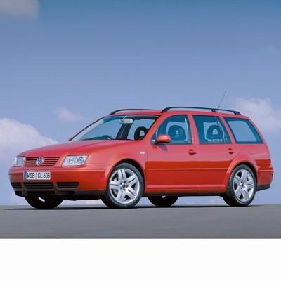 For Volkswagen Bora Kombi (1999-2005) with Halogen Lamps