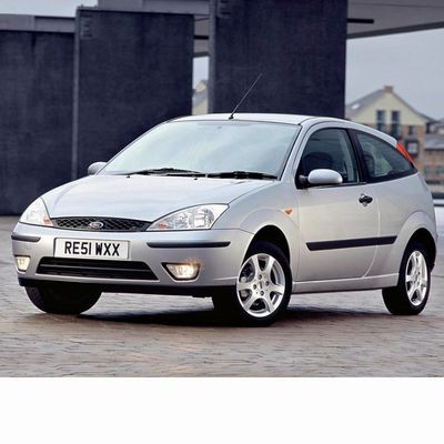 For Ford Focus (2001-2004) with Halogen Lamps