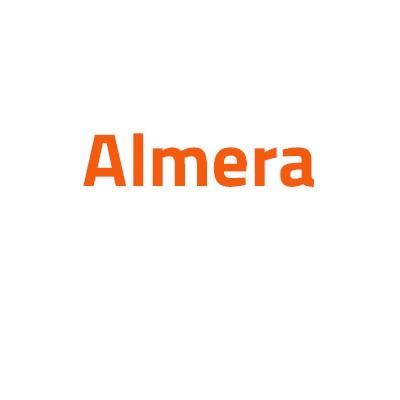Nissan Almera autó izzó