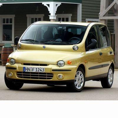 Autó izzók halogén izzóval szerelt Fiat Multipla (1999-2004)-hoz