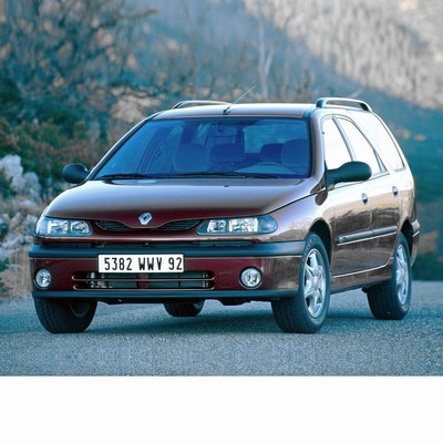 For Renault Laguna Kombi (1998-2001) with Halogen Lamps