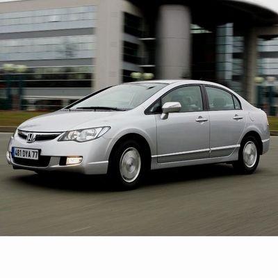 For Honda Civic Sedan (2005-2012) with Halogen Lamps