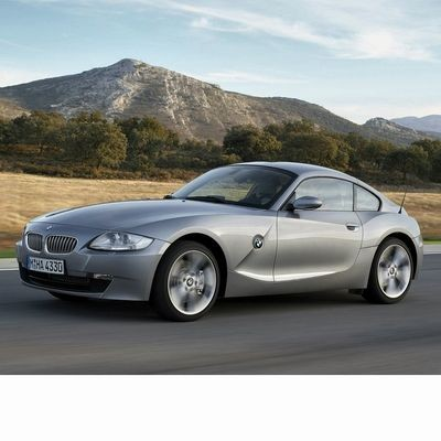 For BMW Z4 Coupe (2006-2008) with Halogen Lamps