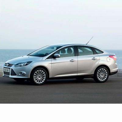 Autó izzók a 2011 utáni halogén izzóval szerelt Ford Focus Sedan-hoz