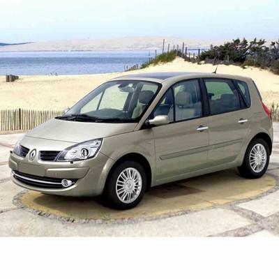 Autó izzók halogén izzóval szerelt Renault Scenic (2006-2009)-hez