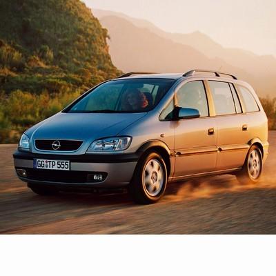 Autó izzók halogén izzóval szerelt Opel Zafira (1999-2005)-hoz