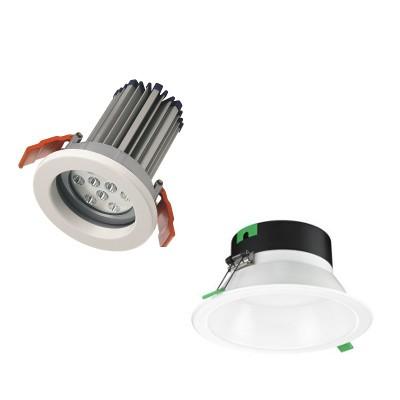 LED mélysugárzó lámpatest