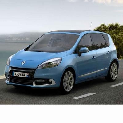 Autó izzók a 2012 utáni halogén izzóval szerelt Renault Scenic-hez