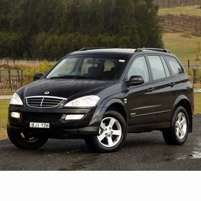 For Ssangyong Kyron after 2005 with Halogen Lamps