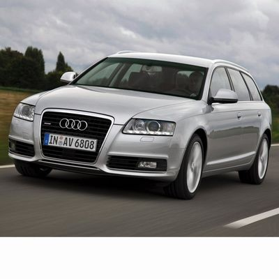 For Audi A6 Avants (2009-2011) with Halogen Lamps