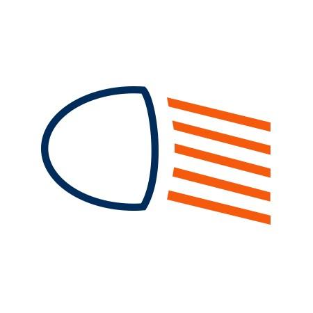 Hátsó helyzetjelző izzó Citroen C4 Picasso (2010-2013)-hoz