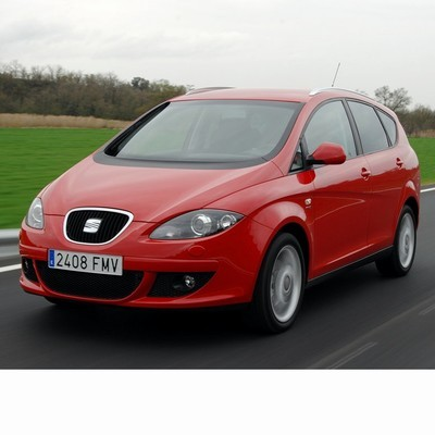 For Seat Altea XL (2006-2009) with Halogen Lamps