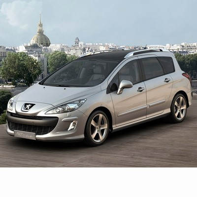For Peugeot 308 Kombi (2008-2014) with Halogen Lamps