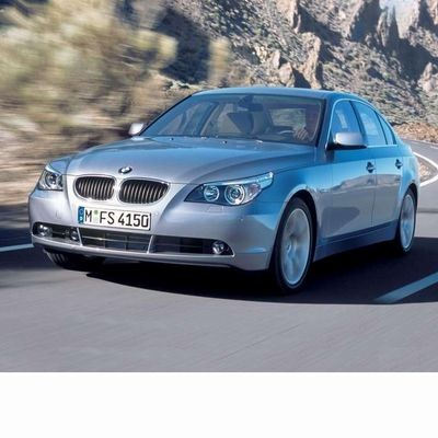 For BMW 5 (2003-2006) with Halogen Lamps