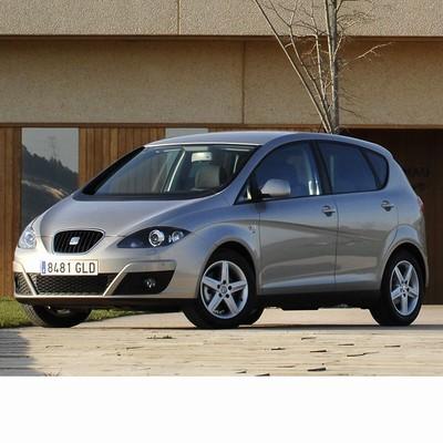 Autó izzók a 2009 utáni bi-xenon fényszóróval szerelt Seat Altea-hoz