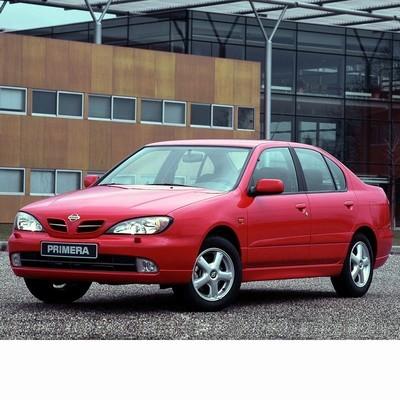 Autó izzók halogén izzóval szerelt Nissan Primera (1999-2002)-hoz