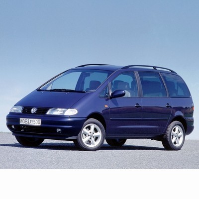 For Volkswagen Sharan (1995-2000) with Halogen Lamps