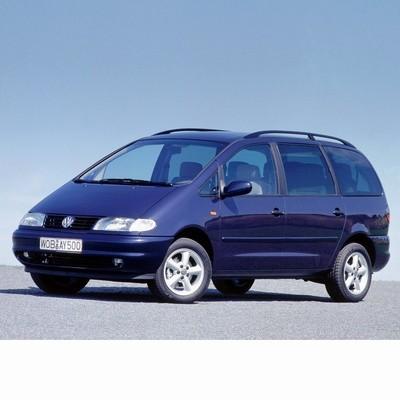 Autó izzók halogén izzóval szerelt Volkswagen Sharan (1995-2000)-hoz