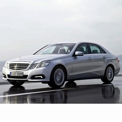 Autó izzók a 2009 utáni halogén izzóval szerelt Mercedes E Sedan-hoz