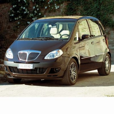Autó izzók halogén izzóval szerelt Lancia Musa (2004-2008)-hoz