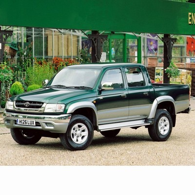 Autó izzók halogén izzóval szerelt Toyota Hilux (2001-2005)-hoz