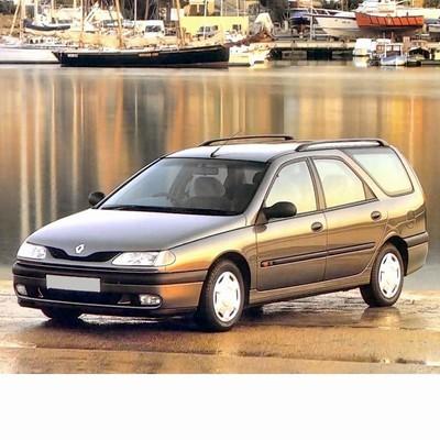 For Renault Laguna Kombi (1995-1998) with Halogen Lamps
