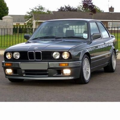 For BMW 3 (1987-1990) with Halogen Lamps
