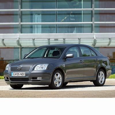 Autó izzók halogén izzóval szerelt Toyota Avensis Sedan (2003-2009)-hez