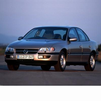 Autó izzók halogén izzóval szerelt Opel Omega B (1997-1999)-hez