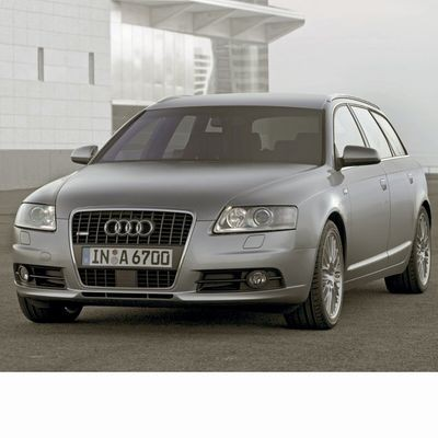For Audi A6 Avants (2004-2008) with Halogen Lamps