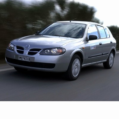 For Nissan Almera (2003-2006) with Halogen Lamps