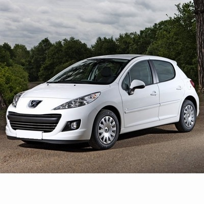 For Peugeot 207 (2009-2012) with Halogen Lamps