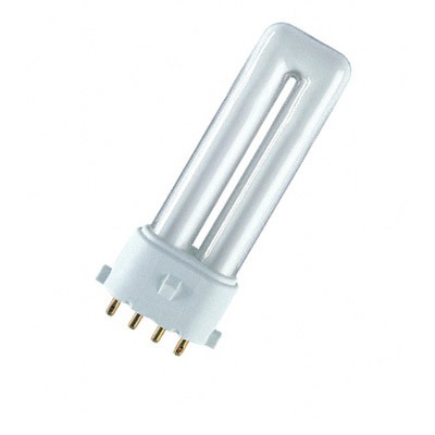 2pin-1U, TC-SE kompakt fénycső (2G7)