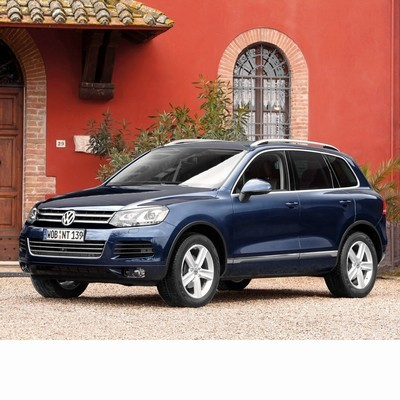 For Volkswagen Touareg after 2010 with Halogen Lamps