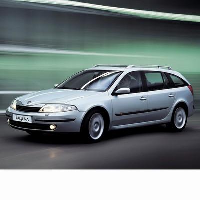 For Renault Laguna Kombi (2001-2007) with Halogen Lamps