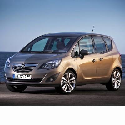 Autó izzók a 2010 utáni halogén izzóval szerelt Opel Meriva-hoz