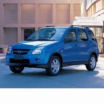 Autó izzók halogén izzóval szerelt Suzuki Ignis (2002-2008)-hez