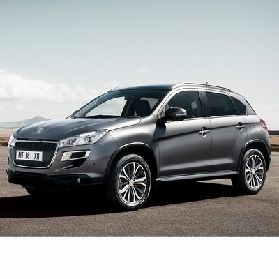 For Peugeot 4008 after 2012 with Halogen Lamps