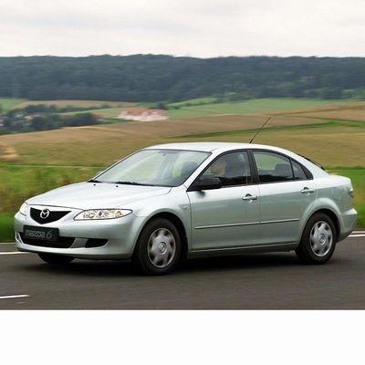 Autó izzók halogén izzóval szerelt Mazda 6 (2002-2008)-hoz